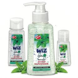 Wiz fresh Hand sanitizer, 50 ml