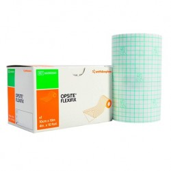 Smith & Nephew, Dressing, Transparent Film Roll, Opsite Flexifix, 10cm x 10m