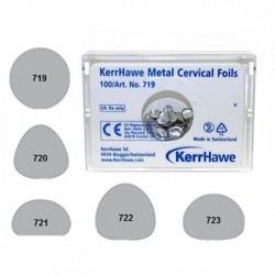 Hawe Metal Cervical Matrices (Refill pack of 100 pcs)
