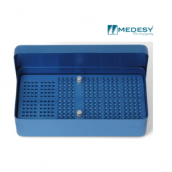 Medesy Endodontic Box Aluminium Large #986