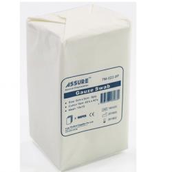 Assure Gauze Swab Non-sterile Mesh 19x15, 100 pcs/pkt