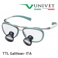 Univet TTL Galiliean ITA Surgical Loupes