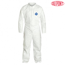 Du Pont Tyvek Disposable Coveralls With Hood, 3X-Large