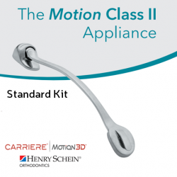 Carriere Motion Class II Orthodontic Appliance- Standard Kit