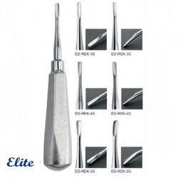 Elite Luxator Straight & Curved (3mm, 4mm, 5mm)