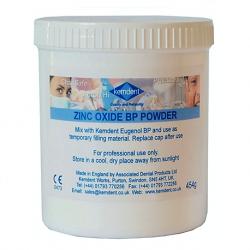Kemdent Zinc Oxide B.P. Powder 454g