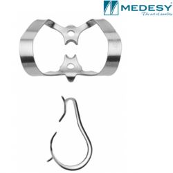 Medesy Rubber Dam Clamp #5595 For Anteriors