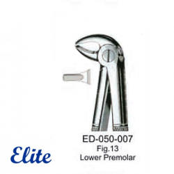 Elite Extraction Forceps Lower Premolar # ED-050-007