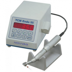 Nouvag Micromotor TCM Endo III 16000rpm with C/A 8:1 hand piece