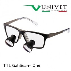 Univet TTL Galiliean One Surgical Loupes