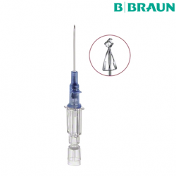 B. Braun INTROCAN SAFETY Passive Safety Shield I.V Cannula 50 Pieces/Box