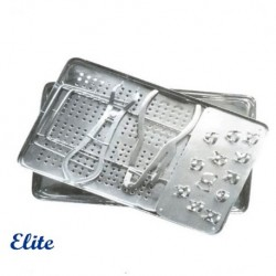 Elite Rubber Dam Instruments Organiser