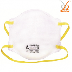 Henox N95 Cone Respirator, #SE-109015, 20pieces/Box