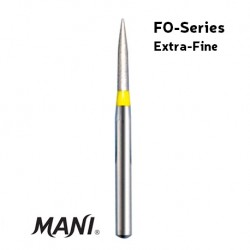Mani Diamond Bur (5pcs/pack)- FO Series (Extra Fine Grit)
