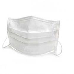 Face Mask, White (50 pcs/box)