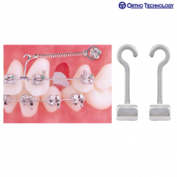Ortho Technology Crimpable Split Curved