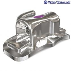 Ortho Technology Votion Bondable Buccal Tubes Single Non-Convertiable