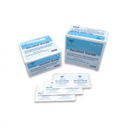 Alcohol swab with chlorhexidine (200pcs/Box)