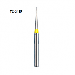 MANI Diamond Bur, Tapered Cone, Extra Fine TC-21EF