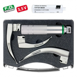 KaWe Fibre-optic Laryngoscope Set