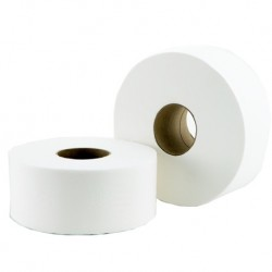 Holla Jumbo Toilet Roll 300m,2ply - 12roll/ctn