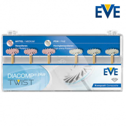 EVE Diacomp Plus Twist (CompositePolishing Kit)