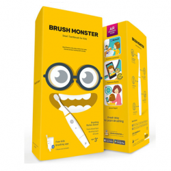 Educational AR Toothbrush, Brush Monster