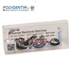 Polydentia Contoured sectional matrices (Premolar and Molar)