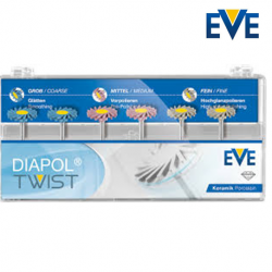 EVE Diapol Twist (3-Step Porcelain/Ceramic Polishing Kit)