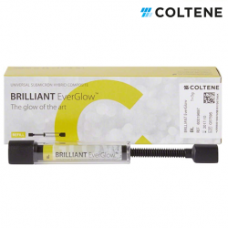 Coltene Brilliant EverGlow Refills Syringes, 3g