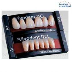 Ivoclar SR Vivodent DCL ShadeA2 For Anterior teeth  (set of 6)