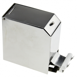 Stainless Steel Autoclavable Press Type Cotton Rolls Dispenser