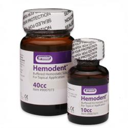 Premier Hemodent -  Epinephrine-free Hemostatic Liquid