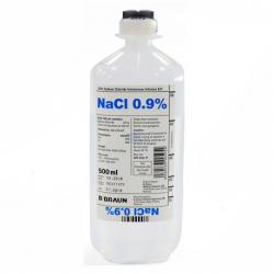 Sodium Chloride 0.9% IV Infusion 100ml, 50bottles/carton
