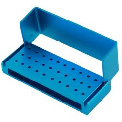 Dental FG Bur Holder Box, 30 Holders/Box
