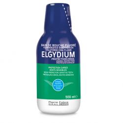 Elgydium Fluoride Enamel Protection Mouthwash 200ml ( X8 Packs )