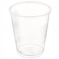 7oz. Plastic Cups Transparent (2000pcs/carton)
