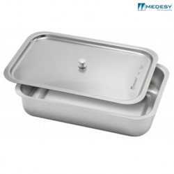 Medesy Tray With Lid - Small #1165