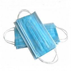 Disposable Face Mask 2 Ply (100pcs/box)