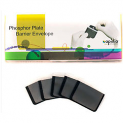 Apixia Phosphor Plates Barrier envelope-size #2, 500pcs/Box