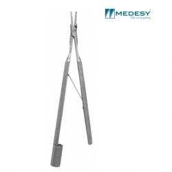 Medesy Plier For Scalpel Blades Breaker And Holder #3639
