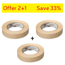 3M™ Comply™ Lead Free Steam Indicator Tape,(x3pack)