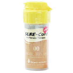 Sure-Cord Knitted Retraction Cord #00