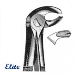 Extraction forceps, Right Lower Molar (# ED2-015)