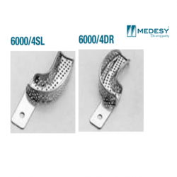 Medesy Impression-Tray With Retention Rim #6000