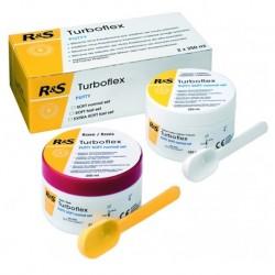 R&S Turboflex Putty Extra Soft Fast Set (250ml base + 250ml catalyst)