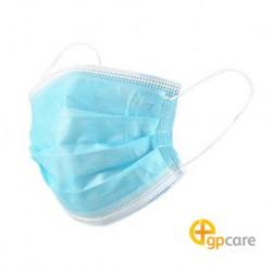 3ply Non-Woven Disposable Face Mask, Ear-loop, (50/Box)