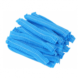 Disposable Non Medical Bouffant Cap, 100pcs/Pack