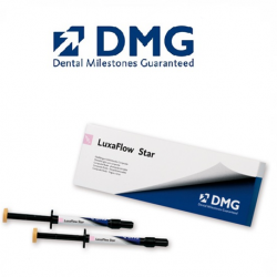 DMG LuxaFlow Star, 2 Syringes @ 1.5 g