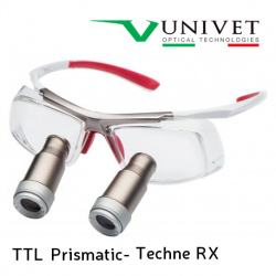 Univet TTL Prismatic Techne RX Surgical Loupes